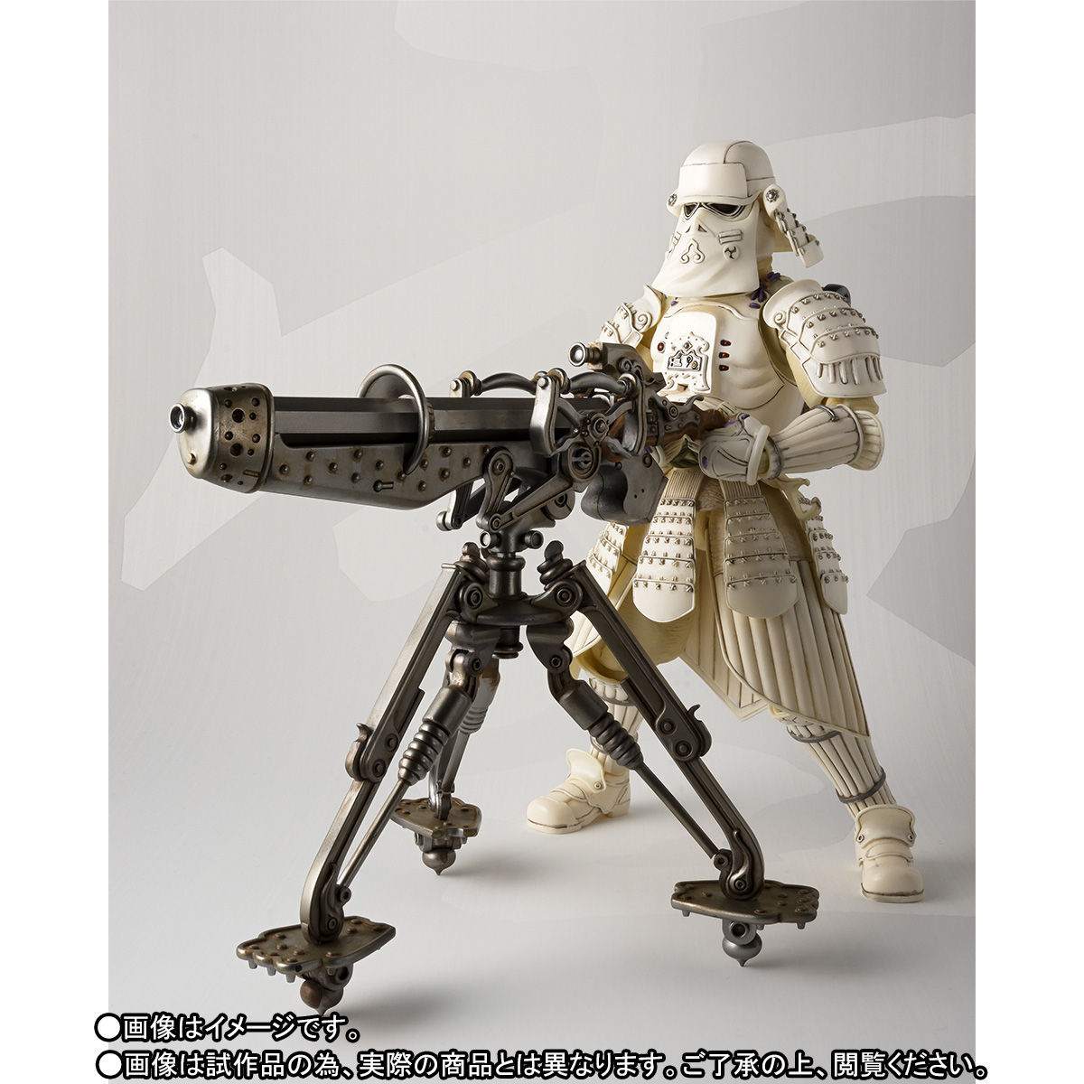 Bandai Star Wars Movie Realization Snowtrooper Mei Sho Figure